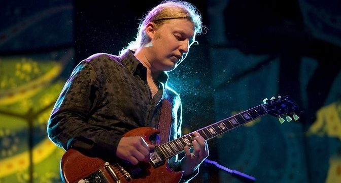 Derek Trucks Band – veselý zvuk