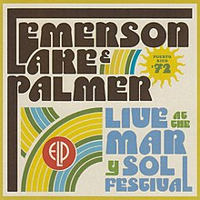 Live At The Mar Y Sol Festival '72 Book Cover
