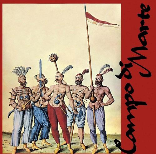 Campo Di Marte Book Cover