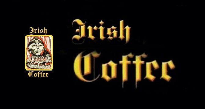 Irish Coffee – pořádně silný kafe z Belgie