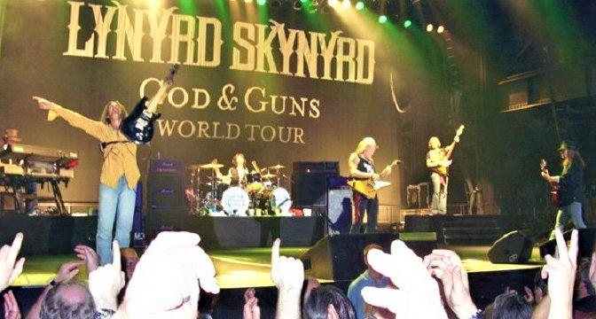 Lynyrd Skynyrd – Kolín nad Rýnom, 25.05.2009