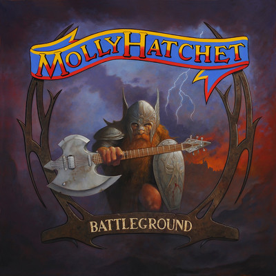 Battleground Book Cover