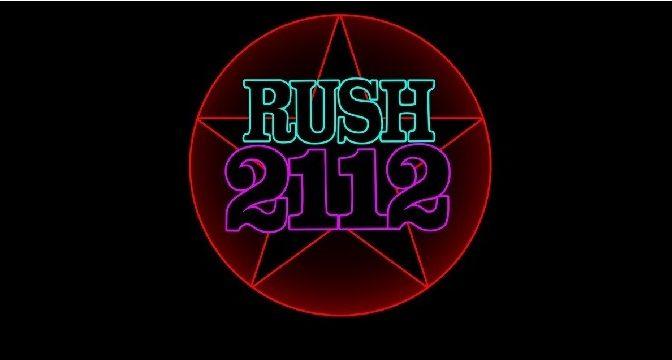 Rush – 2112 (1976)