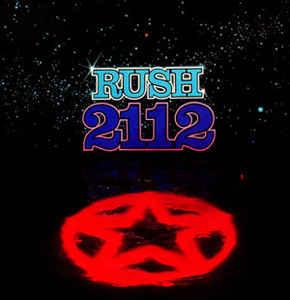 2112 Book Cover