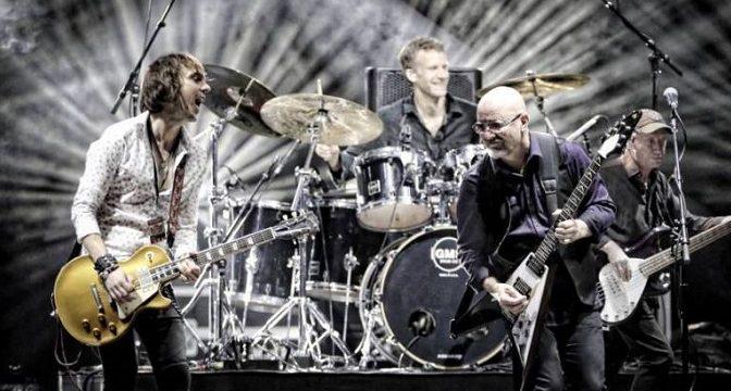 Wishbone Ash v roku 2020