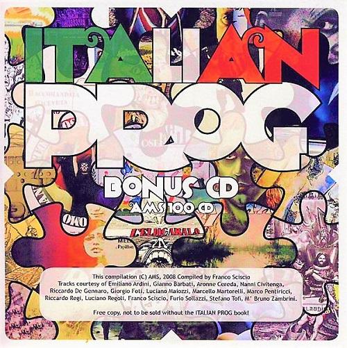 Italian Prog Book Cover
