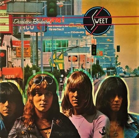 Desolation Boulevard Book Cover