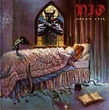 Dream Evil Book Cover
