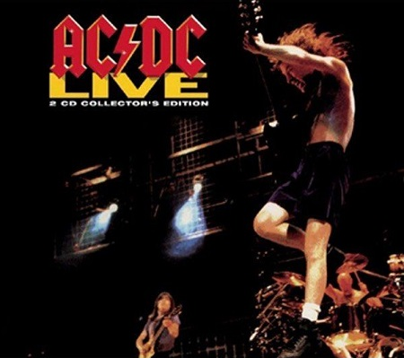 Live – 2CD Collector's Edition Book Cover