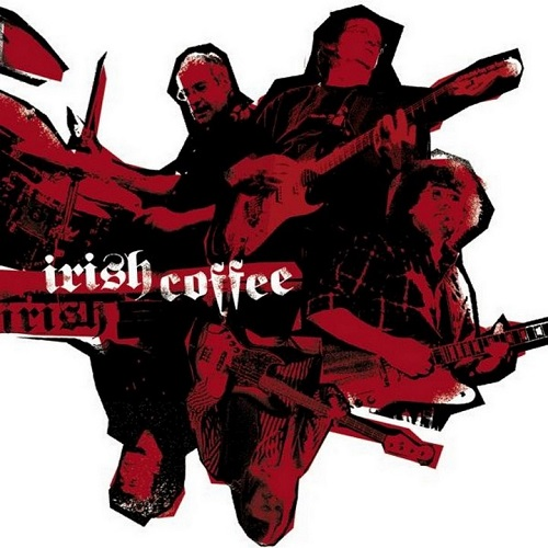 Irish Coffe Book Cover