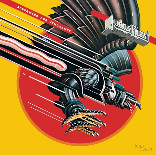 Screaming For Vengeance Book Cover
