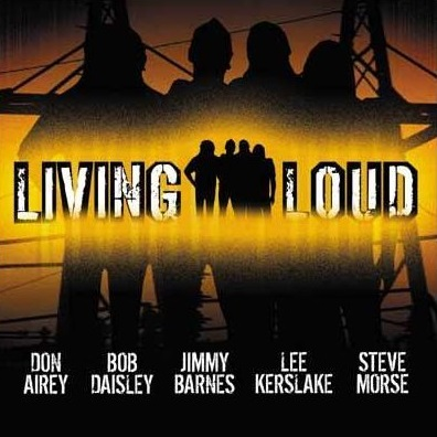 Living Loud Book Cover