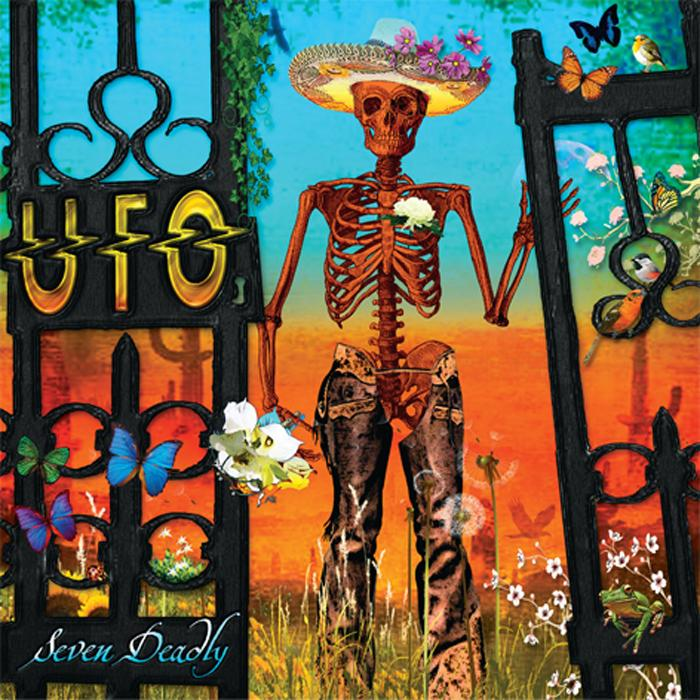 Seven Deadly Book Cover
