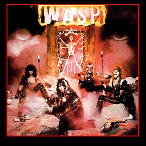 W. A. S. P. Book Cover