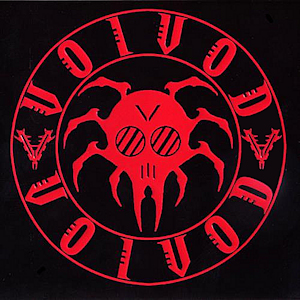 Voivod Book Cover