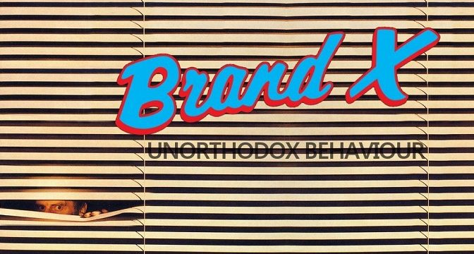 Brand X ‎– Unorthodox Behaviour (1976)