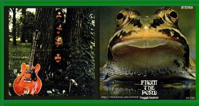 Froggie Beaver skáče zo zabudnutia
