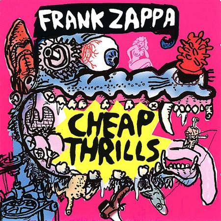 Cheap Thrills Book Cover
