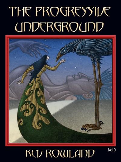 The Progressive Underground Volume 3 Book Cover