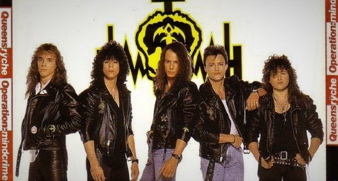 Queensrÿche – Operation: Mindcrime (1988)