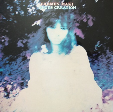 Carmen Maki Blues Creation Book Cover