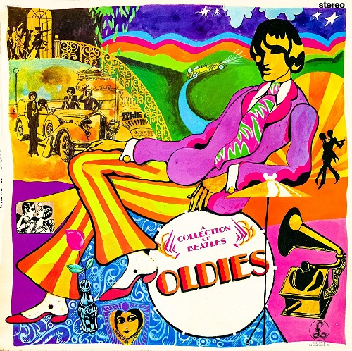 A Collection Of Beatles Oldies Book Cover