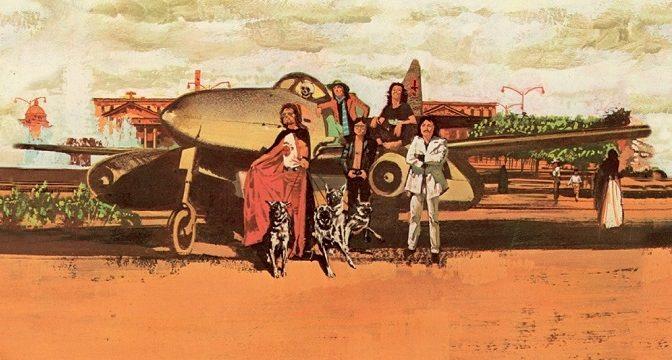 Blue Öyster Cult – Secret Treaties (1974)