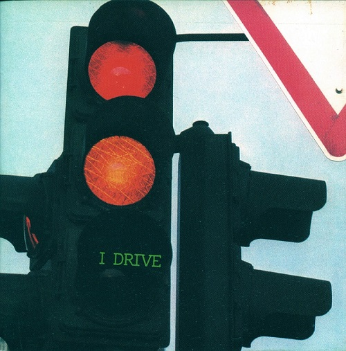 I Drive Book Cover