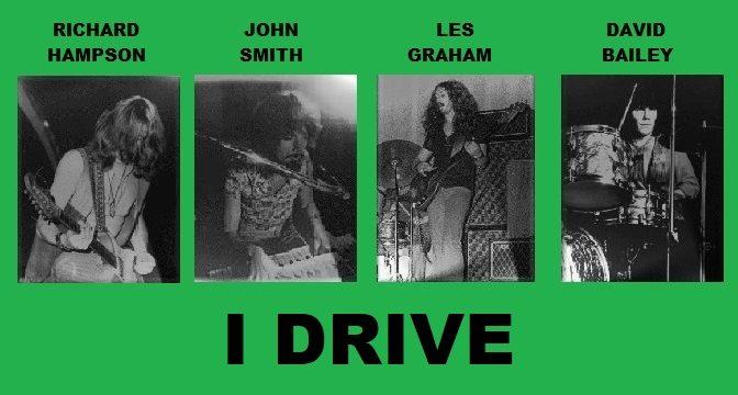 I Drive – anglický hard rock na nemeckých cestách