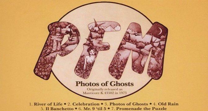 Premiata Forneria Marconi – Photos of Ghosts (1973)
