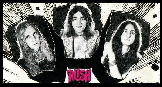 Rok 1974 – štart kanadského fenoména Rush