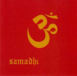Samadhi Book Cover