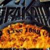 Arakain naživo jako tornádo: 1989