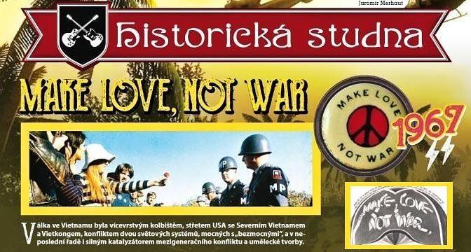 1967/7: Make Love, Not War