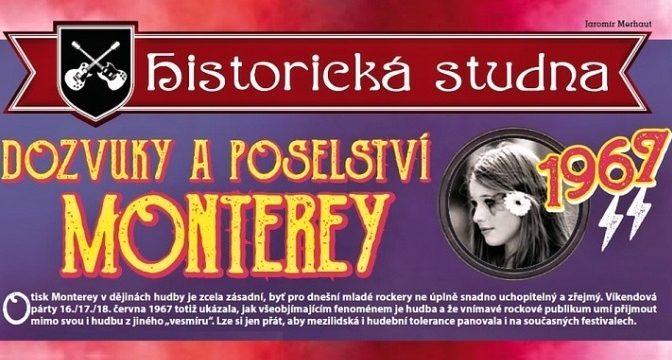 1967/9: Dozvuky a poselství Monterey