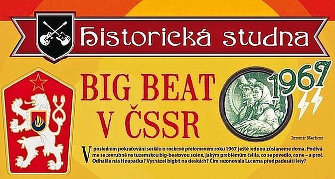 1967/12: Big beat v ČSSR