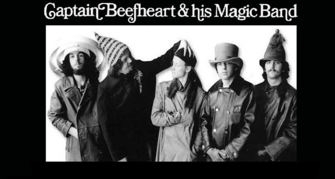 Captain Beefheart & His Magic Band ‎– The Mirror Man Sessions (1999)