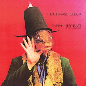 Trout Mask Replica Book Cover
