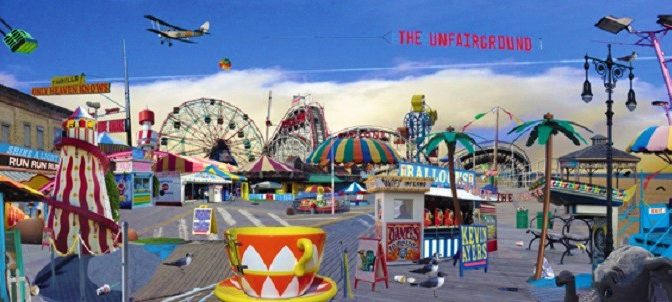 Kevin Ayers – The Unfairground (2007)