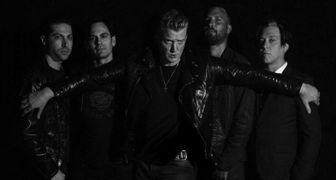 Queens of the Stone Age – Villains (2017)