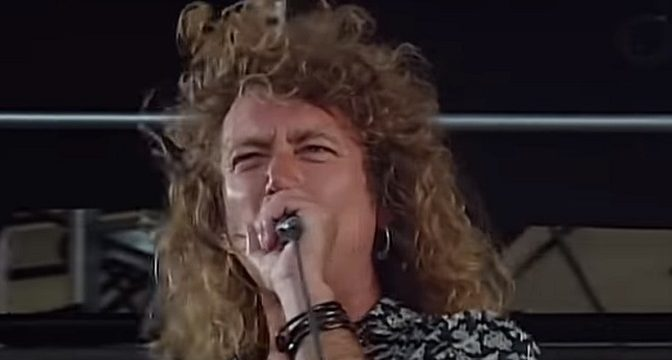 Robert Plant – Manic Nirvana (1990)