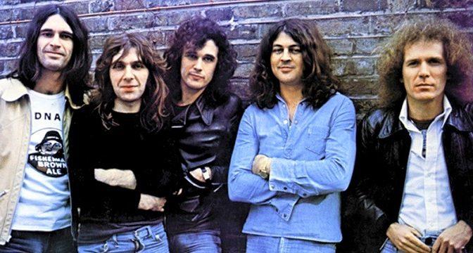 Ian Gillan Band – Clear Air Turbulence (1977)