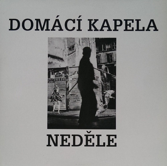 Neděle Book Cover