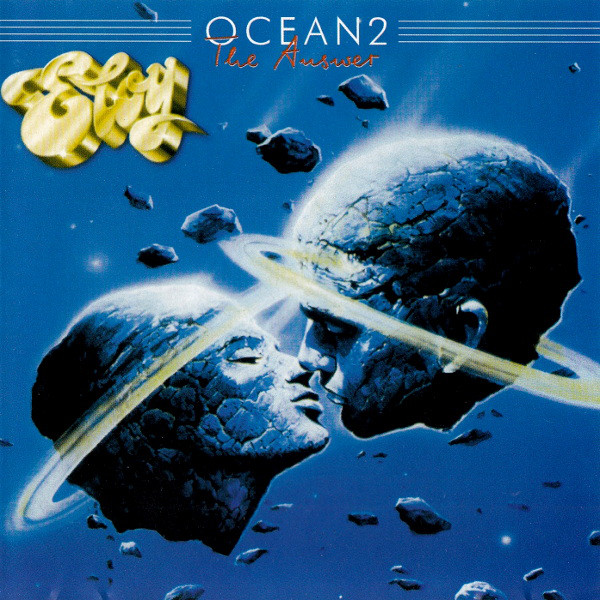 Ocean 2: The Answer Book Cover