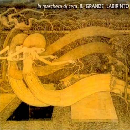 Il Grande Labirinto Book Cover