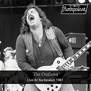 Live At Rockpalast 1981 Book Cover
