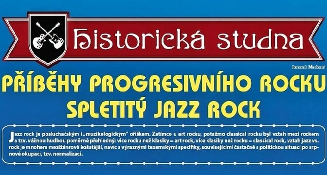 04) Spletitý jazz rock