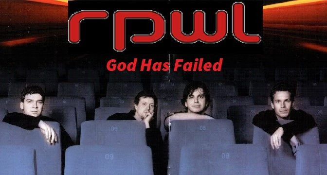 RPWL – God Has Failed (2000)