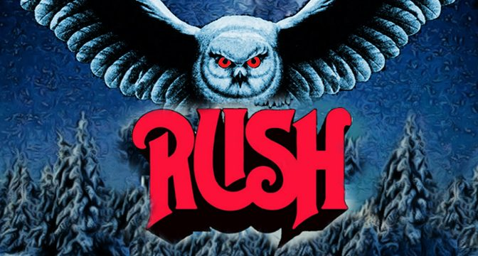 Rush – zabodovali s Fly by Night
