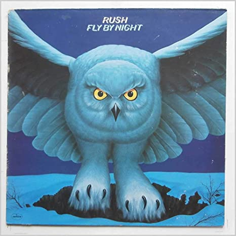 Fly By Night Book Cover